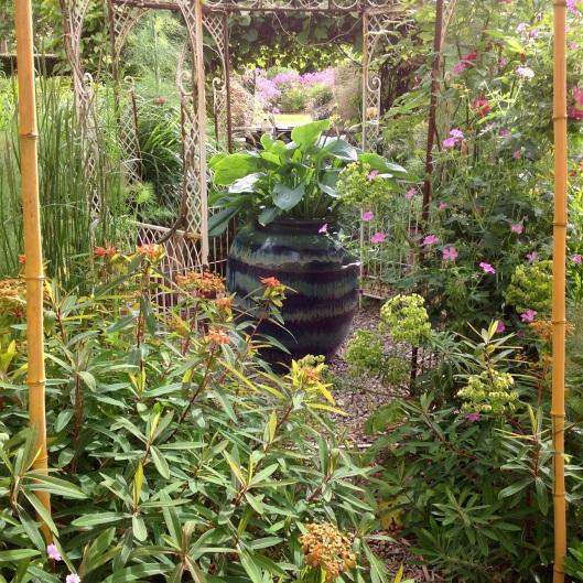 Klong jar view greenhouse