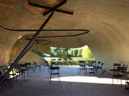 Radic Pavillion interior