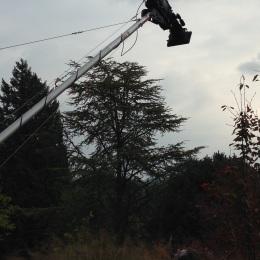 BBC camera boom October