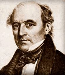 Allan Cunningham (1791-1839) botanist and plant hunter