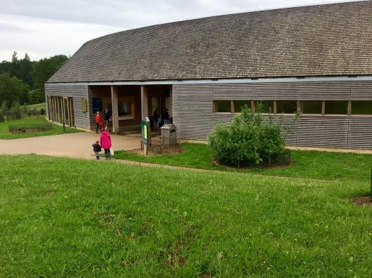 Westonbirt visitor centre
